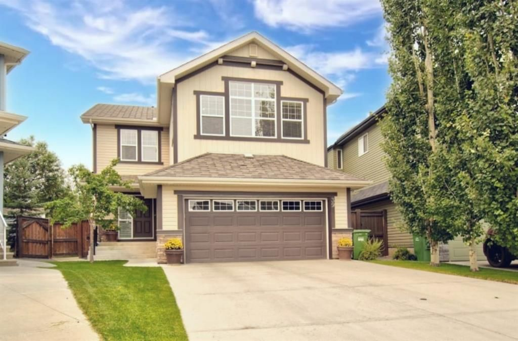 Main Photo: 39 Autumn Place SE in Calgary: Auburn Bay Detached for sale : MLS®# A1138328