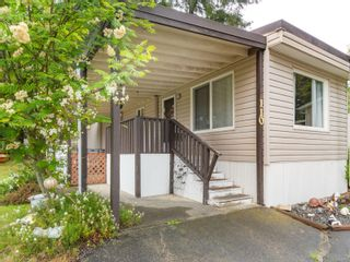 Photo 2: 110 5854 Turner Rd in : Na North Nanaimo Manufactured Home for sale (Nanaimo)  : MLS®# 880166