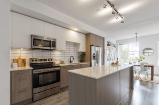 Photo 2: 100 2428 Nile Gate in Port Coquitlam: Riverwood Townhouse for sale : MLS®# R2507859