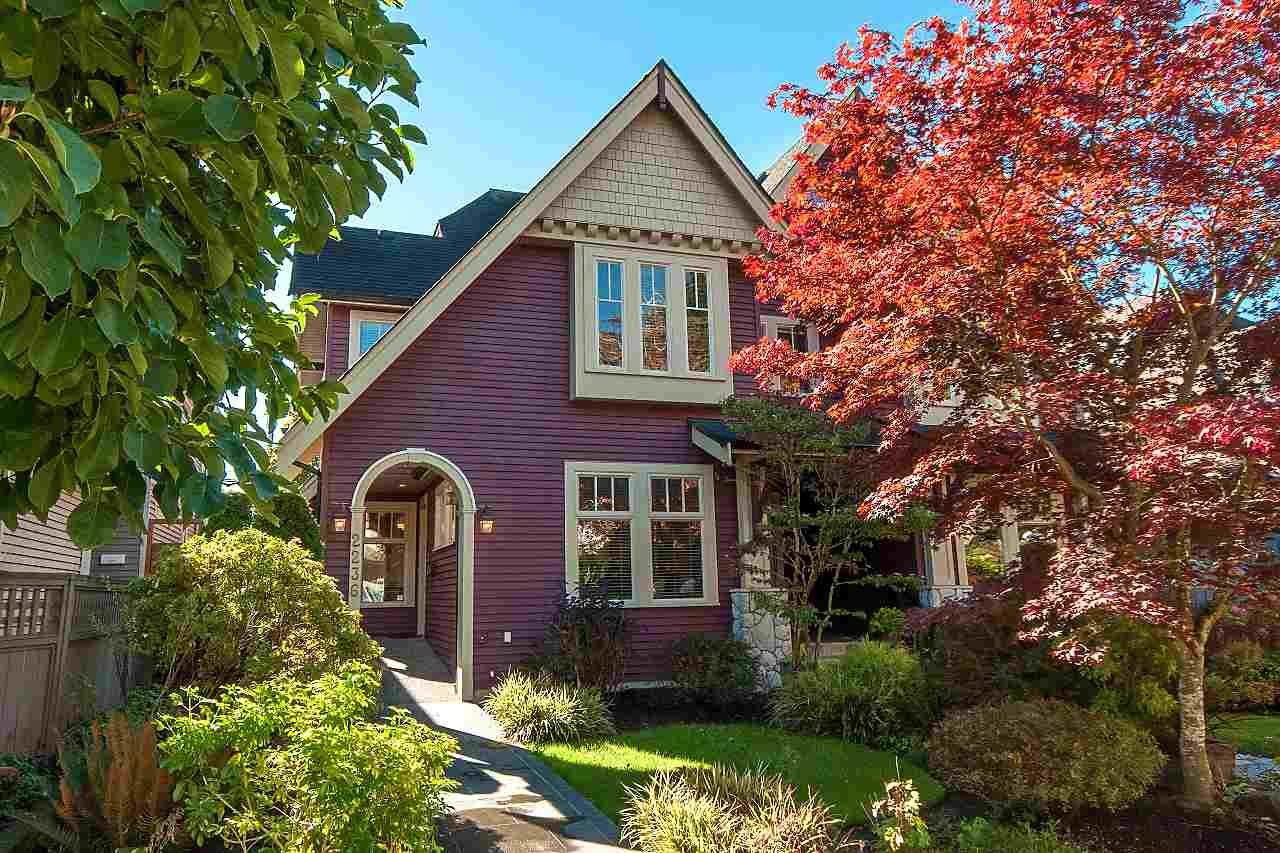 Main Photo: 2236 W 15TH AVENUE in Vancouver: Kitsilano 1/2 Duplex for sale (Vancouver West)  : MLS®# R2319480