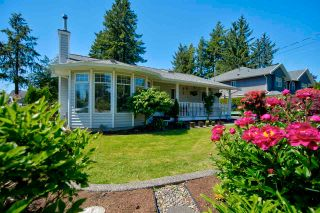 Photo 1: 12147 FLETCHER Street in Maple Ridge: East Central House for sale : MLS®# R2588036