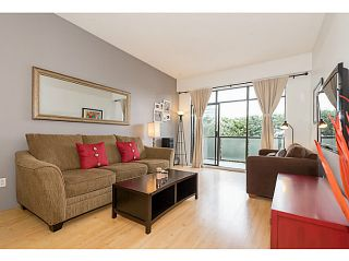 "Photo 2: 214 1345 W 15TH Avenue in Vancouver: Fairview VW Condo for sale in ""SUNRISE WEST"" (Vancouver West)  : MLS®# V1114976"