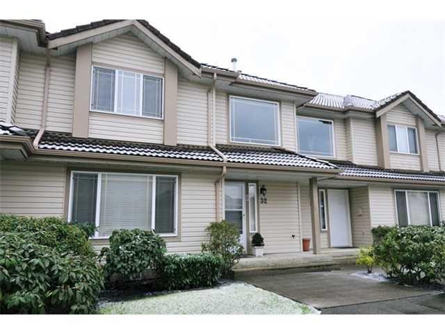 "Main Photo: B32 3075 SKEENA Street in Port Coquitlam: Riverwood Townhouse for sale in ""RIVERWOOD"" : MLS®# V984962"