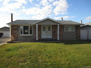Photo 1: 42 Mariner Crescent in WINNIPEG: Maples / Tyndall Park Residential for sale (North West Winnipeg)  : MLS®# 1322699