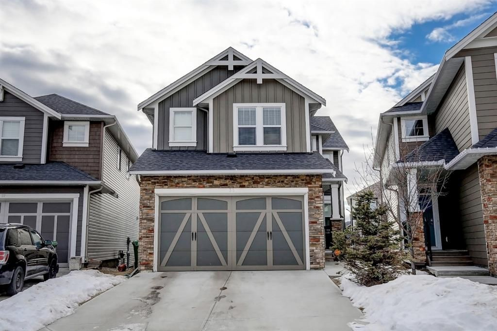Main Photo: 33 Williamstown Park NW: Airdrie Detached for sale : MLS®# A1056206
