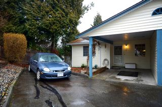 """Main Photo: 5 11464 FISHER Street in Maple Ridge: East Central Townhouse for sale in """"SOUTHWOOD HEIGHTS"""""""