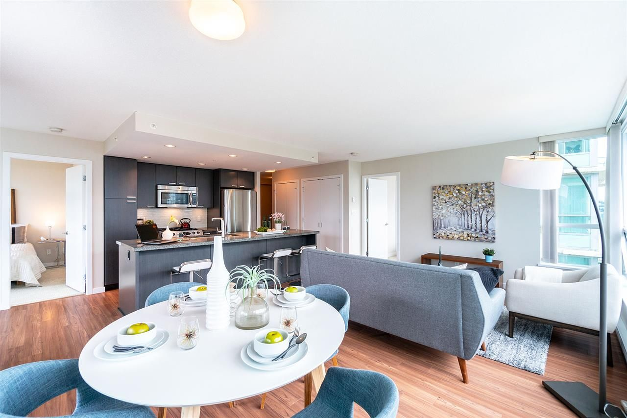 """Main Photo: 2004 2232 DOUGLAS Road in Burnaby: Brentwood Park Condo for sale in """"AFFINITY"""" (Burnaby North)  : MLS®# R2470485"""