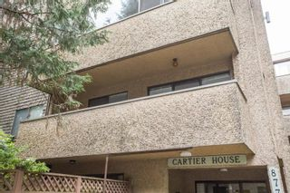 """Photo 23: 201 8775 CARTIER Street in Vancouver: Marpole Condo for sale in """"CARTIER HOUSE"""" (Vancouver West)  : MLS®# R2590596"""