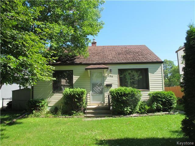 Main Photo:  in Winnipeg: East Kildonan Residential for sale (3D)  : MLS®# 1621534