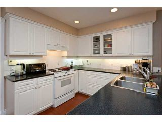 """Photo 5: 3 3405 PLATEAU Boulevard in Coquitlam: Westwood Plateau Townhouse for sale in """"PINNACLE RIDGE"""" : MLS®# V932727"""