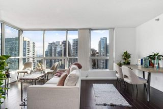 """Photo 9: 2204 555 JERVIS Street in Vancouver: Coal Harbour Condo for sale in """"Harbourside Park"""" (Vancouver West)  : MLS®# R2544198"""