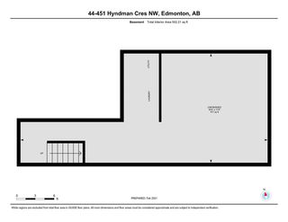 Photo 38: 44 451 HYNDMAN Crescent in Edmonton: Zone 35 Townhouse for sale : MLS®# E4242176