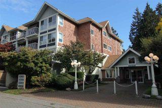 "Photo 1: 306 9668 148 Street in Surrey: Guildford Condo for sale in ""Hartford Woods"" (North Surrey)  : MLS®# R2115016"