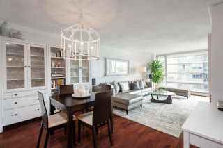 Photo 6: 507 1383 MARINASIDE Crescent in Vancouver: Yaletown Condo for sale (Vancouver West)  : MLS®# R2365345