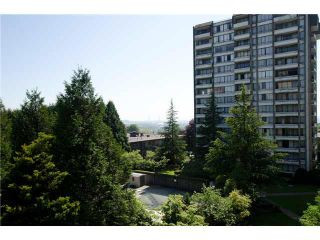 """Main Photo: 405 550 EIGHTH Street in New Westminster: Uptown NW Condo for sale in """"PARK RIDGE"""" : MLS®# V1122579"""