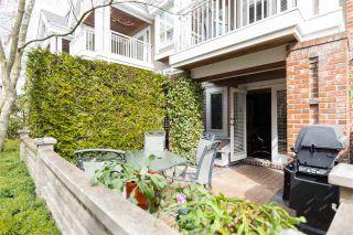 Photo 20: 1 5760 HAMPTON Place in Vancouver: University VW Townhouse for sale (Vancouver West)  : MLS®# R2354194