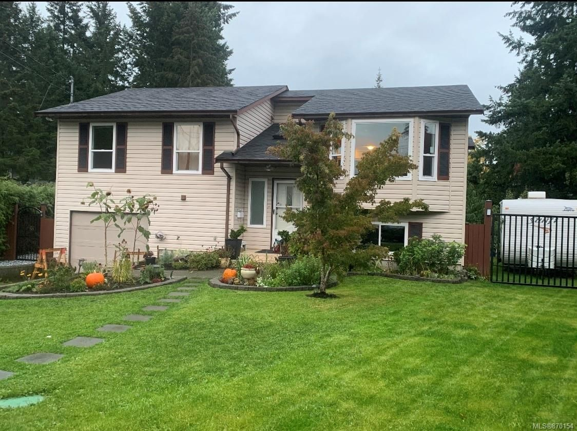 Main Photo: 1499 Osprey Pl in : CV Courtenay City House for sale (Comox Valley)  : MLS®# 870154