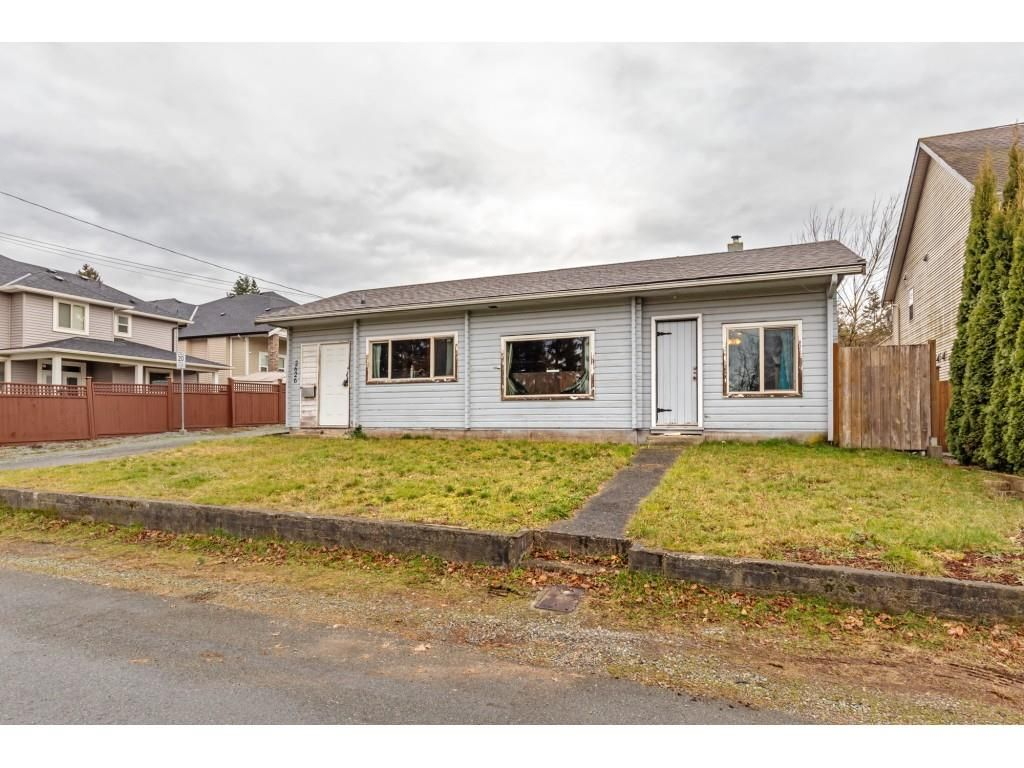 Main Photo: 2626 CAMPBELL Avenue in Abbotsford: Central Abbotsford House for sale : MLS®# R2532688
