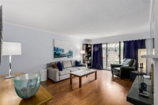 Photo 4: 108 1825 W 8TH Avenue in Vancouver: Kitsilano Condo for sale (Vancouver West)  : MLS®# R2057338