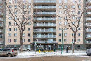 Photo 2: 304 320 5th Avenue North in Saskatoon: Central Business District Residential for sale : MLS®# SK840963