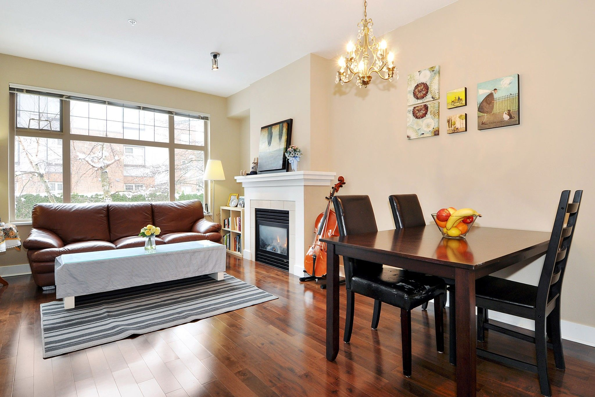 """Photo 5: Photos: 222 2083 W 33RD Avenue in Vancouver: Quilchena Condo for sale in """"DEVONSHIRE HOUSE"""" (Vancouver West)  : MLS®# R2341234"""