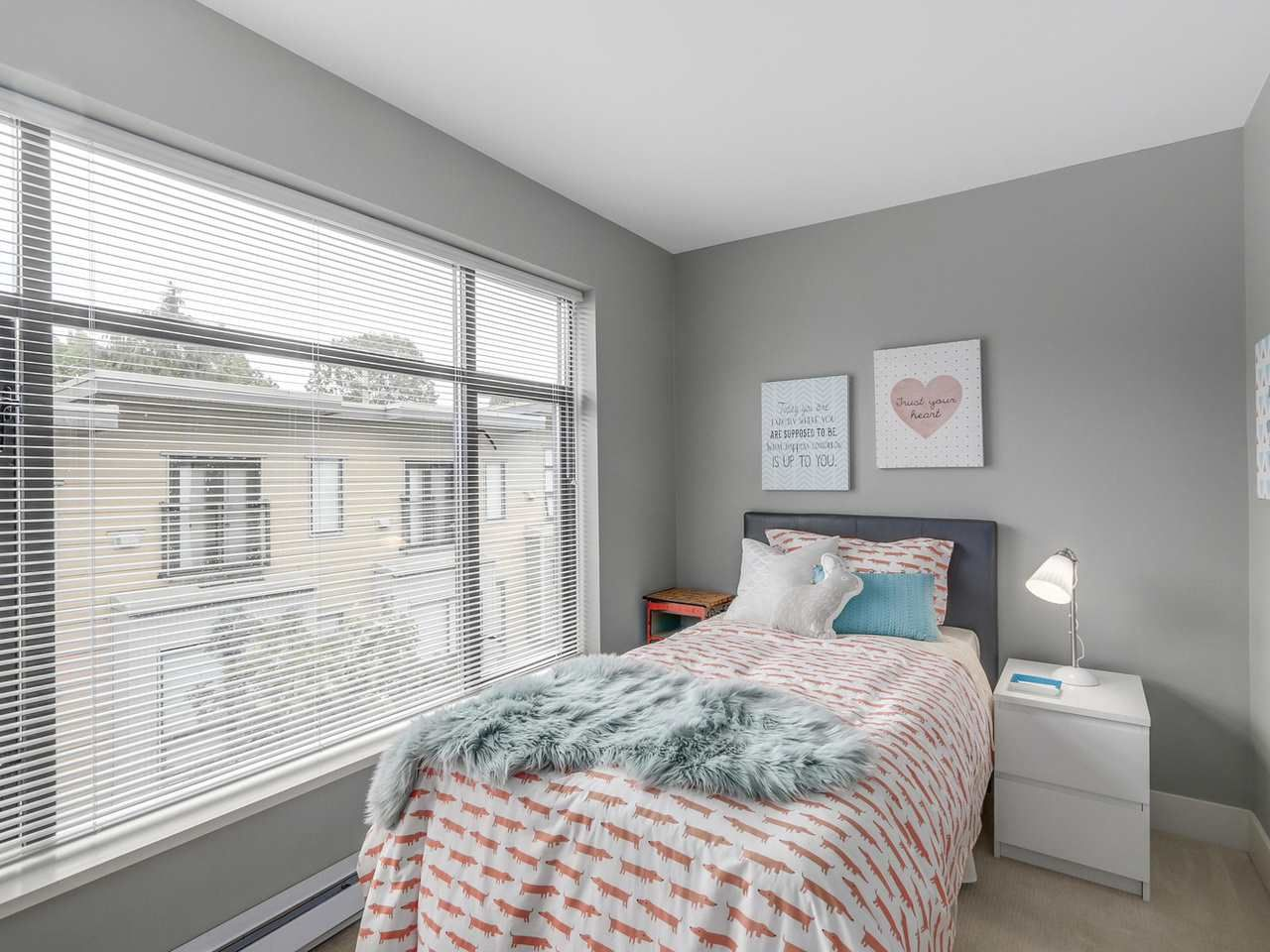 """Photo 12: Photos: 3748 COMMERCIAL Street in Vancouver: Victoria VE Townhouse for sale in """"BRIX 1"""" (Vancouver East)  : MLS®# R2107827"""