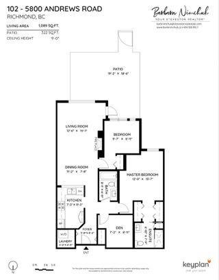 """Photo 39: 102 5800 ANDREWS Road in Richmond: Steveston South Condo for sale in """"THE VILLAS AT SOUTHCOVE"""" : MLS®# R2516714"""