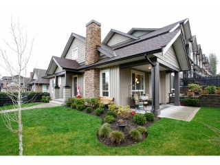 """Photo 2: 62 21867 50TH Avenue in Langley: Murrayville Townhouse for sale in """"WINCHESTER"""" : MLS®# F1432608"""