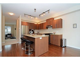 Photo 6: # 22 1125 KENSAL PL in Coquitlam: New Horizons Townhouse for sale : MLS®# V1136782