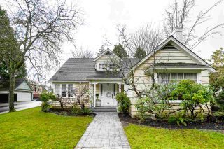 "Main Photo: 414 FIRST Street in New Westminster: Queens Park House for sale in ""Queens Park"" : MLS®# R2521613"