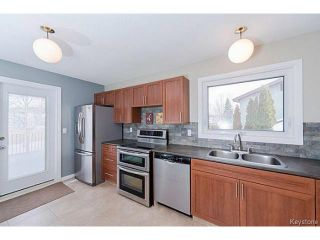Photo 9: 76 Trowbridge Bay in WINNIPEG: St Vital Residential for sale (South East Winnipeg)  : MLS®# 1405516