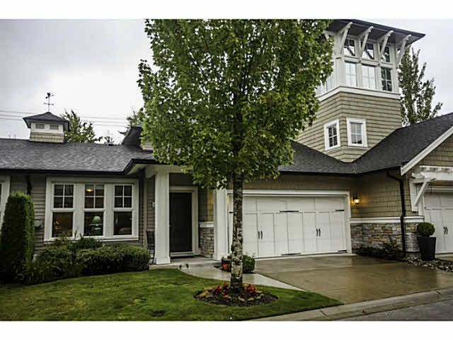 "Main Photo: 16 19452 FRASER Way in Pitt Meadows: South Meadows Townhouse for sale in ""SHORELINE"" : MLS®# V1087865"