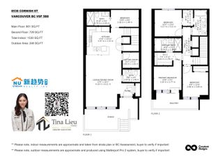 Photo 38: 8538 CORNISH Street in Vancouver: S.W. Marine Townhouse for sale (Vancouver West)  : MLS®# R2576053