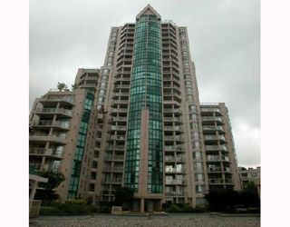 """Photo 1: 1501 1199 EASTWOOD Street in Coquitlam: North Coquitlam Condo for sale in """"THE SELKIRK"""" : MLS®# V672556"""