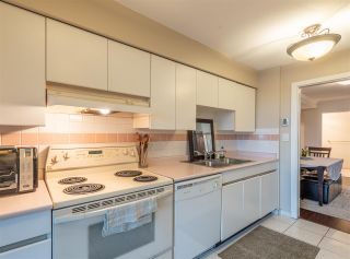 """Photo 12: 501 888 HAMILTON Street in Vancouver: Downtown VW Condo for sale in """"ROSEDALE GARDEN"""" (Vancouver West)  : MLS®# R2518975"""