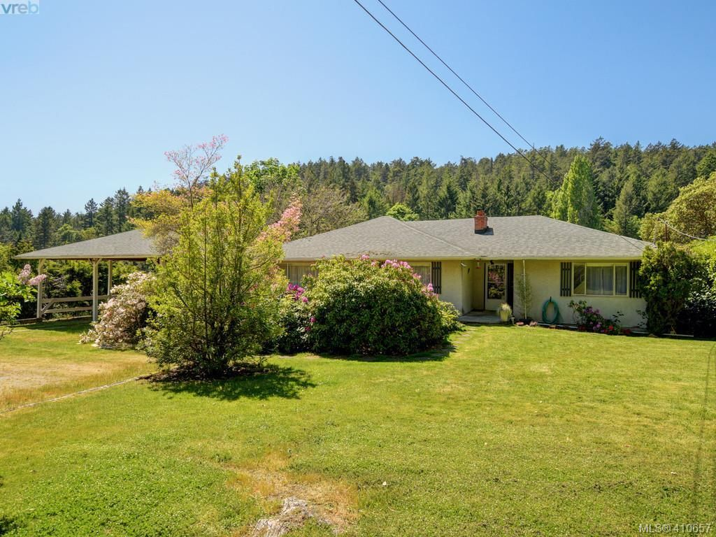 Main Photo: 5266 Old West Saanich Rd in VICTORIA: SW West Saanich House for sale (Saanich West)  : MLS®# 814026