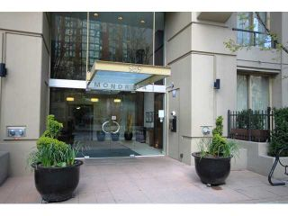"""Photo 1: 1208 969 RICHARDS Street in Vancouver: Downtown VW Condo for sale in """"MONDRIAN II"""" (Vancouver West)  : MLS®# V944640"""