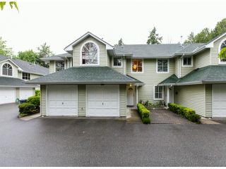 """Photo 1: 203 15439 100 Avenue in Surrey: Guildford Townhouse for sale in """"Plumtree Lane"""" (North Surrey)  : MLS®# F1404844"""