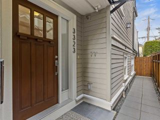 Photo 2: 3323 W 2ND AVENUE in Vancouver: Kitsilano 1/2 Duplex for sale (Vancouver West)  : MLS®# R2538442