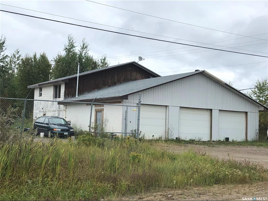 Main Photo: 803 Poirier Street in La Ronge: Commercial for sale : MLS®# SK839544