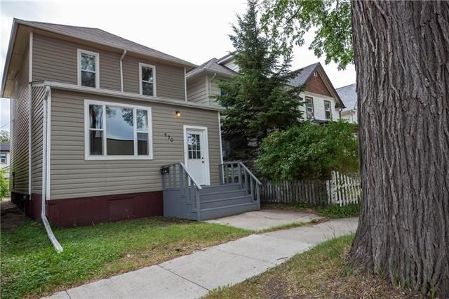 Main Photo: 470 Walker Avenue in Winnipeg: Fort Rouge Residential for sale (1Aw)  : MLS®# 1926182