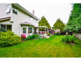 Photo 20: 9060 160A ST in Surrey: Fleetwood Tynehead House for sale : MLS®# F1441114