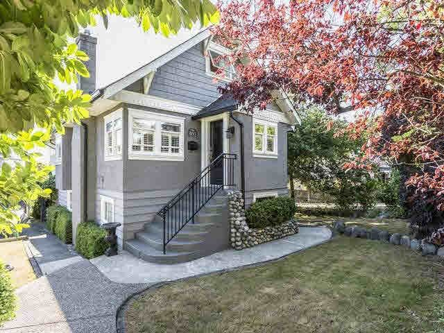 Main Photo: 853 GILMORE Avenue in Burnaby: Willingdon Heights House for sale (Burnaby North)  : MLS®# R2048452