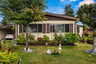 Photo 1: 4 7701 Central Saanich Rd in : CS Hawthorne Manufactured Home for sale (Central Saanich)  : MLS®# 850841