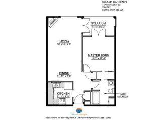 """Photo 15: 332 1441 GARDEN Place in Tsawwassen: Cliff Drive Condo for sale in """"MAGNOLIA"""" : MLS®# V1086554"""