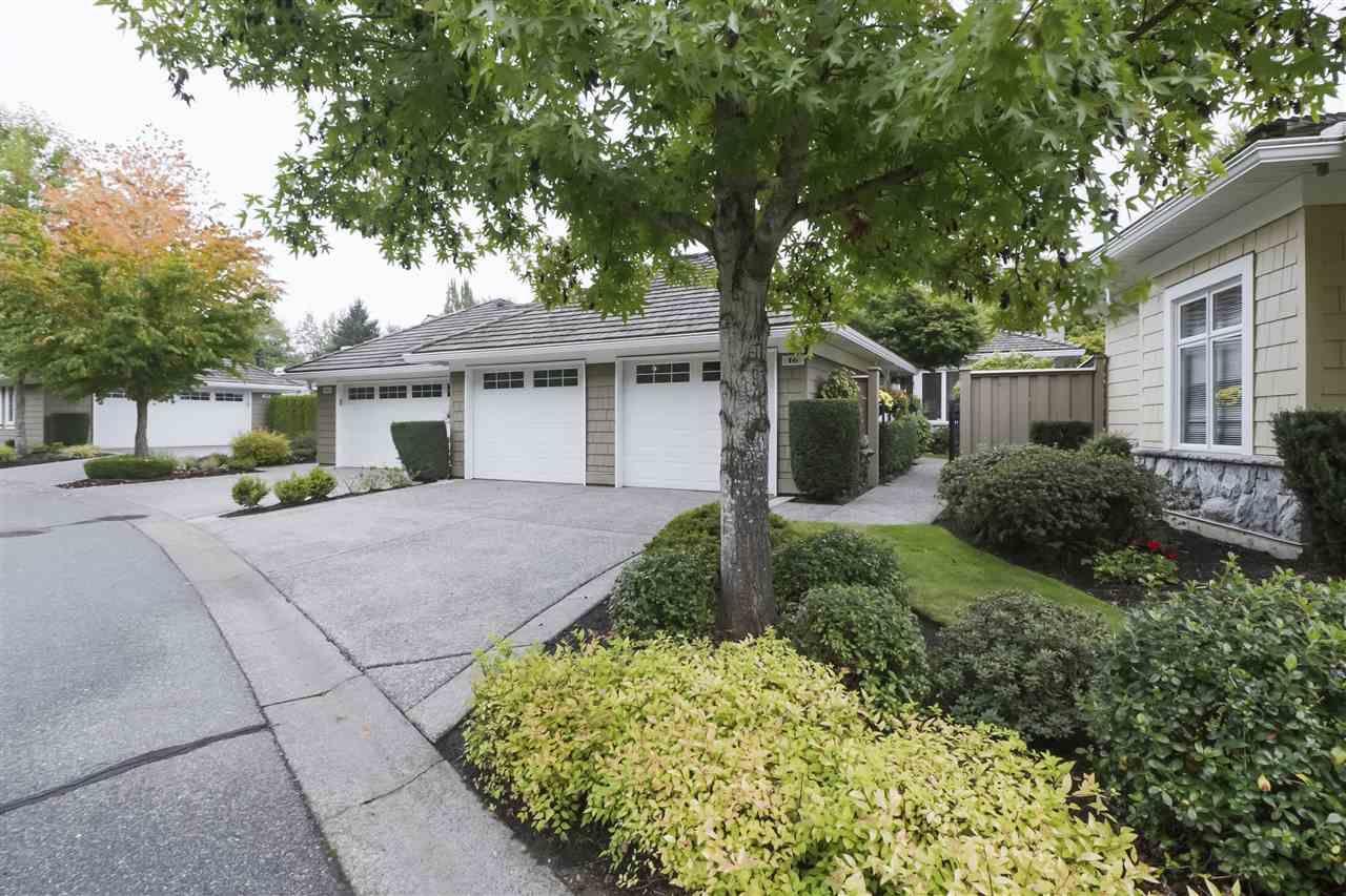 Main Photo: 16 3355 MORGAN CREEK WAY in : Morgan Creek Townhouse for sale : MLS®# R2406450