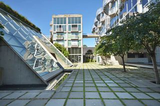 """Photo 34: PH610 1540 W 2ND Avenue in Vancouver: False Creek Condo for sale in """"The Waterfall Building"""" (Vancouver West)  : MLS®# R2580752"""