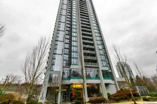 "Photo 1: 2908 1178 HEFFLEY Crescent in Coquitlam: North Coquitlam Condo for sale in ""OBELISK"" : MLS®# R2141129"