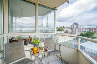 """Photo 22: 501 328 CLARKSON Street in New Westminster: Downtown NW Condo for sale in """"HIGHBOURNE"""" : MLS®# R2519315"""