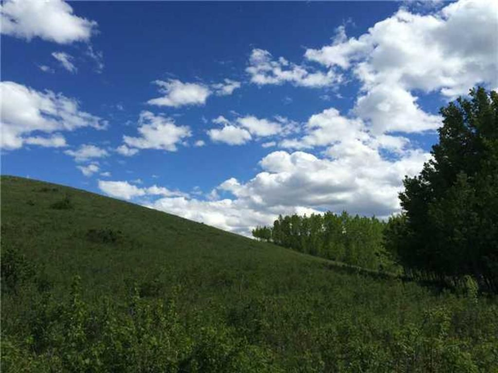 Main Photo: 63 Rolling Acres Place in Rural Rocky View County: Rural Rocky View MD Land for sale : MLS®# A1048853
